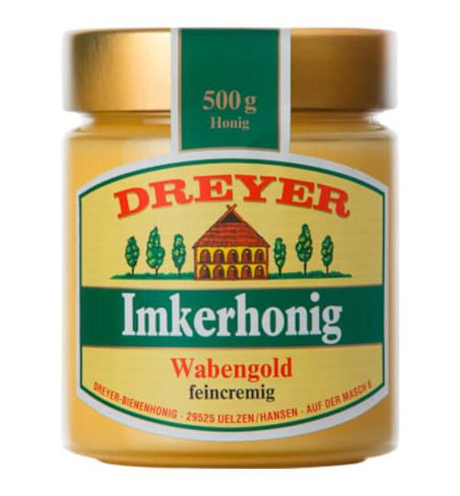 Dreyer Imkerhonig cremig 500g