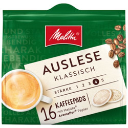 Melitta Cafe Auslese Pads 112g