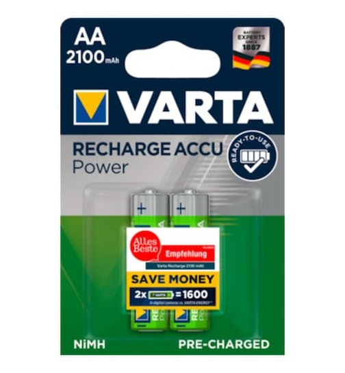 Varta Longl.Accu Ready2USE 2ST