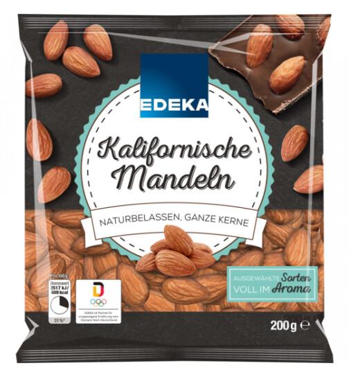 Edeka Mandeln Ganz 200g